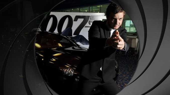 Nick Martinelli gets swept up in James Bond, Skyfall fever at Birch Carroll & Coyle Grand Central Cinemas.