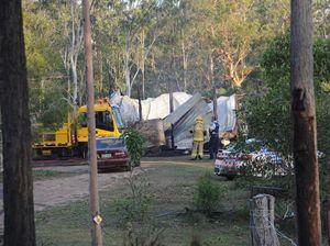 Fire investigators unable to determine cause at Duckinwilla