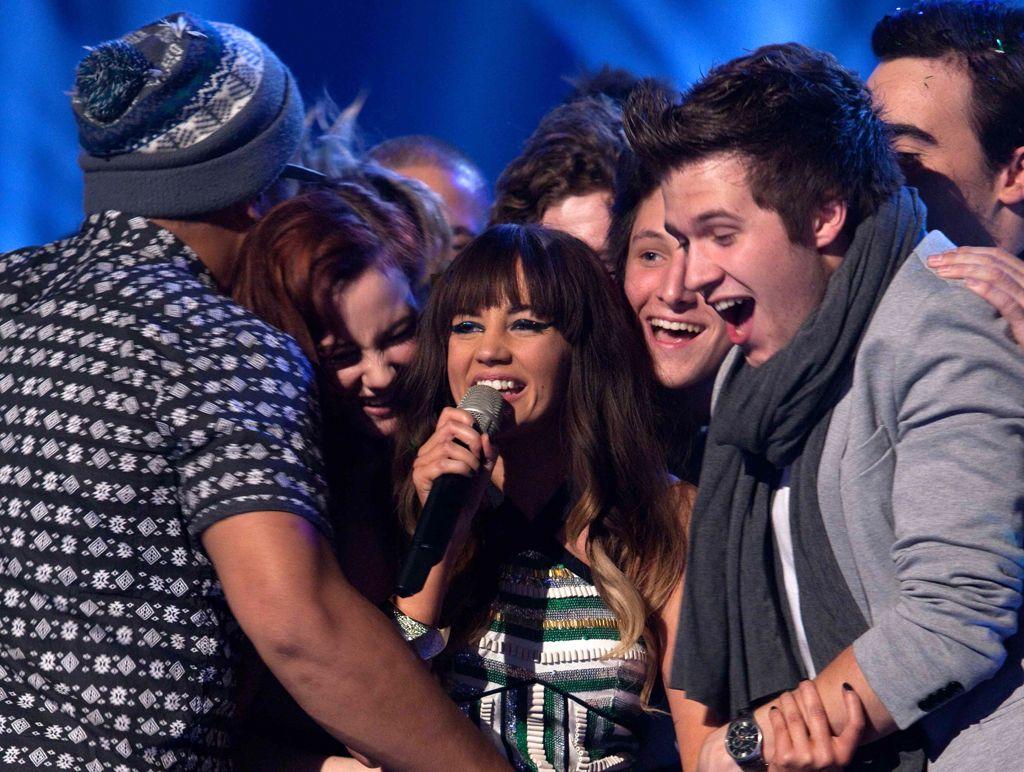 Samantha Jade is the 2012 X Factor winner.