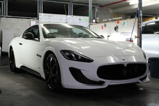 Nice The New Maserati GranTurismo Sport Coupe.