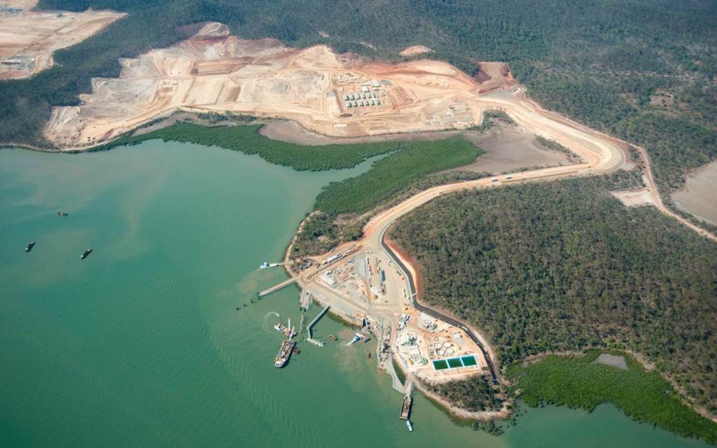 A lawsuit against US funding of development on Curtis Island shows international concern about the state of Gladstone Harbour, according to Save the Reef.