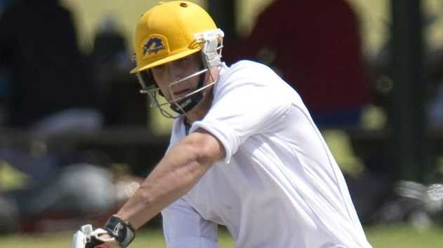 Cavaliers batsman Chris Hall was ruled out of the Webb Shield final after suffering a broken jaw in an altercation on Saturday night.