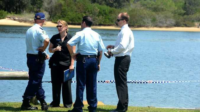 Police are investigating after a boy, 16, died at Cudgen Creek while on a school lesson.