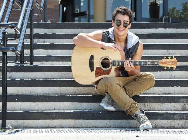 X Factor singer Adil Memon will be playing a charity concert at the West Moreton Anglican College on December 8.