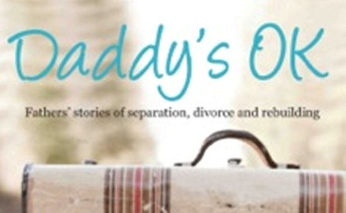 Difficulties of divorce talked about in book through fathers' eyes.