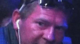 Police are seeking to identify this man following a bus incident.