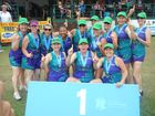 Castaways show their class with win in masters-touch