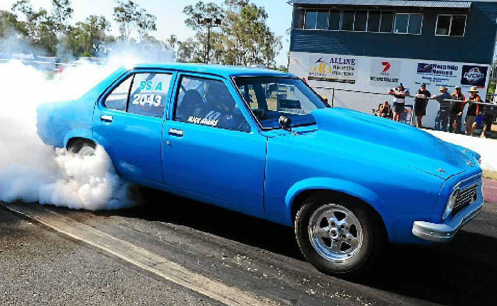 Several Bundaberg enthusiasts will compete at Benaraby Raceway.