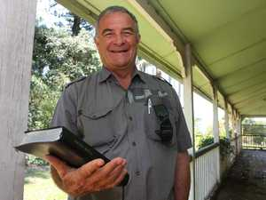 Local pastor retires From Buderim church after 23 Years