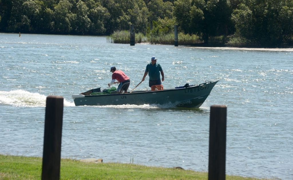 Police still have no lead on the body found in a bag at Tumbulgum.