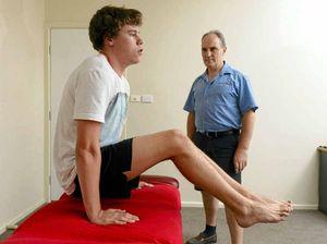 Dumbbells better than prozac, says Grafton chiropractor