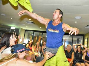 Firies too hot to handle create ogle-fest all for charity
