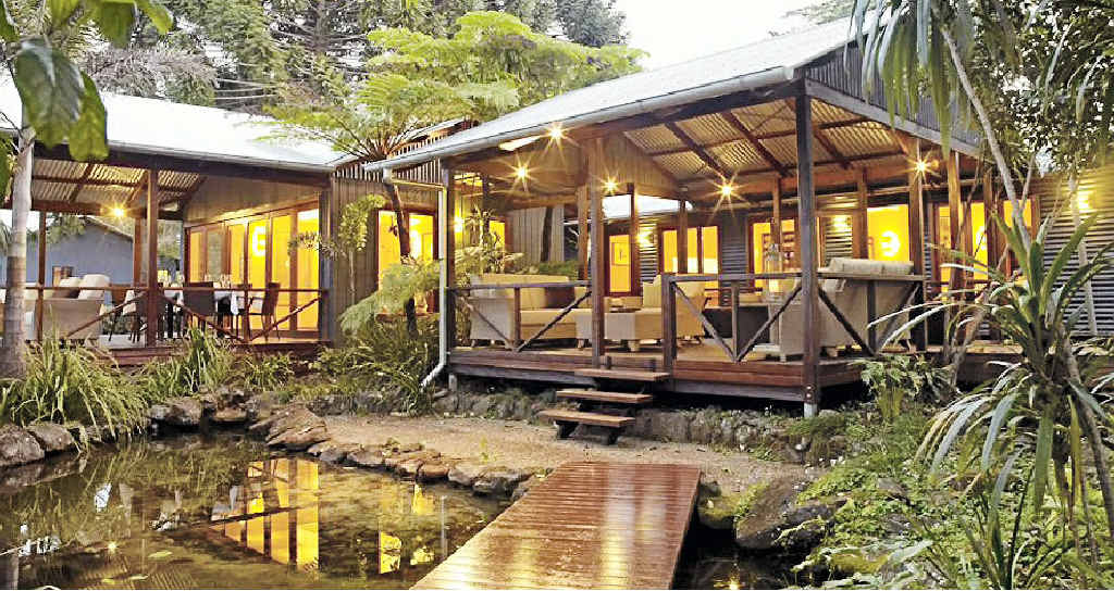 Spicers Tamarind Retreat is situated in the beautiful Sunshine Coast Hinterland.