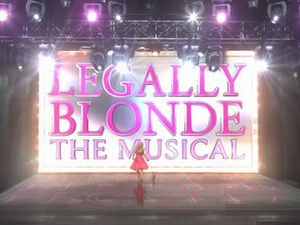 Legally Blonde showreel