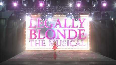 Catch Legally Blonde The Musical on stage at the Empire Theatre.