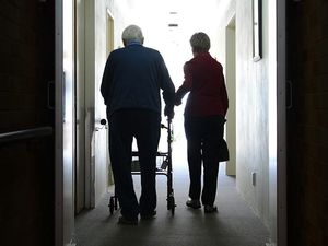 Heart disease and dementia the nation's top killers.