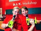 Bunnings has been running free Ladies DIY Workshops for almost a decade.