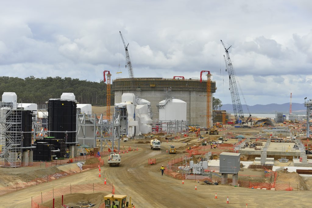 Japan's demand for LNG is good news for Gladstone's LNG projects.