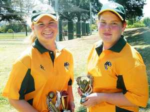 Ipswich pair on target for Qld selection