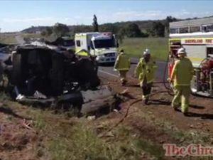 Warrego Hwy fatal crash