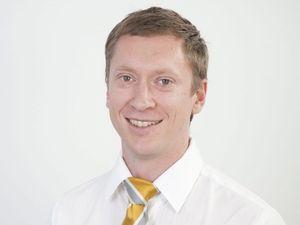 Ray White Gladstone principal Andrew Allen.