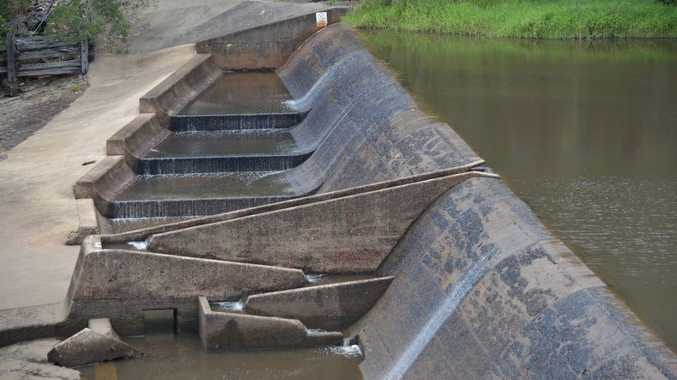 Wide Bay Water has approached the State Government to question whether it needs to build a new fishway on No 1 dam after years of putting off the project.