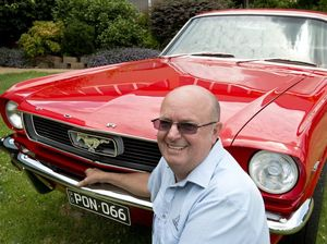 Mustang gets into gear for this weekend's show and shine