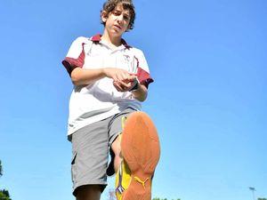Gympie teen futsal talent picked for international tour