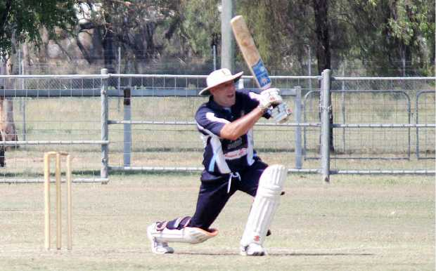 CROSS-TOWN RIVALS: Emerald Brothers took on Emerald Magpies at the Emerald Showgrounds at the weekend.