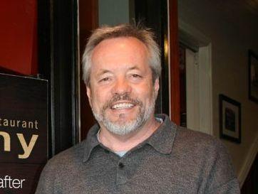 Byron United president Paul Waters.