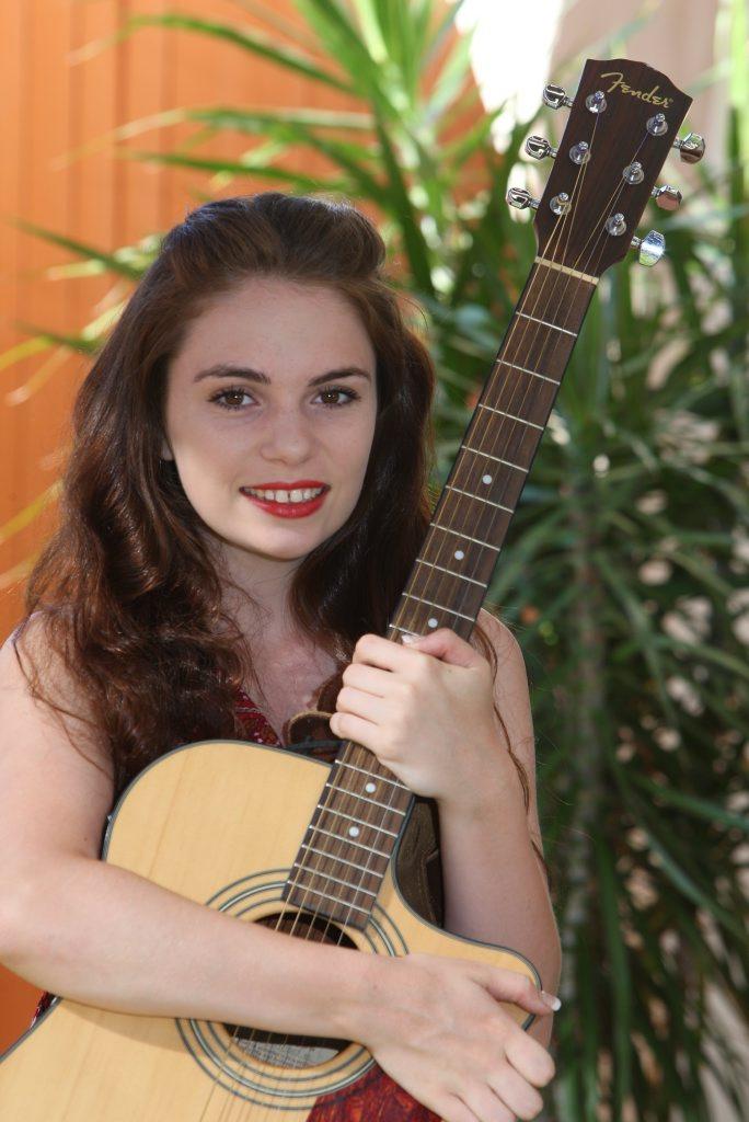 15-year-old singer, Jazz Coogan.