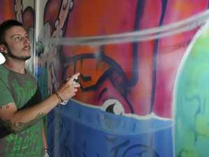 Graffiti laws