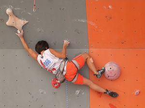 Sport climbing fighting for spot in next Olympic Games