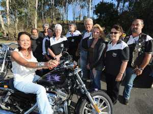 More than 600 bikers will ride for charity on Sunday