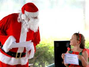 Santa picks from the sticks for Tweeds Aussie Idol