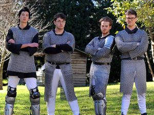 Gympie geek enjoyed a life-changing ride on reality show