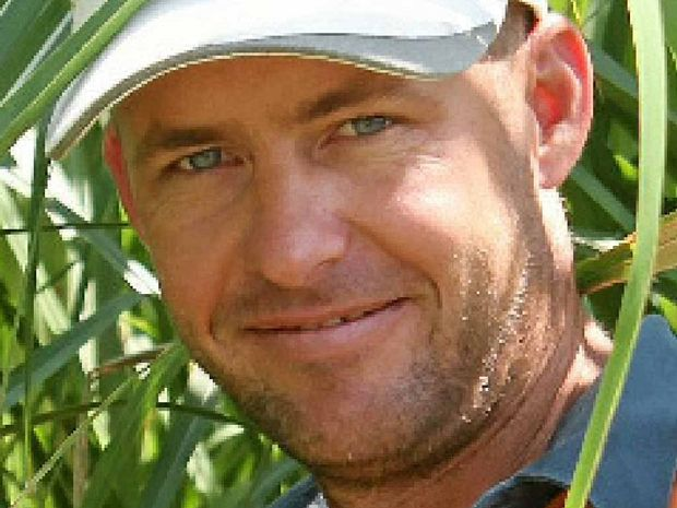 Cane grower Wayne Vickers: That's coming off our bottom line and from that point of view the levels we use, we think, are safe for the environment