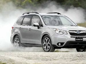 New Subaru Forester impresses on road test