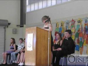Students graduate from the Exodus literacy program