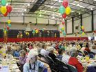 The annual Mayor's Over 80's Christmas party at the Clive Berghofer Recreation Centre. Photo: Bev Lacey / The Chronicle