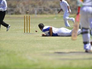 The Glen remains undefeated following close cricket match