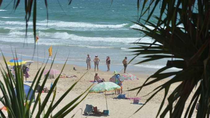 Coolum Beach.