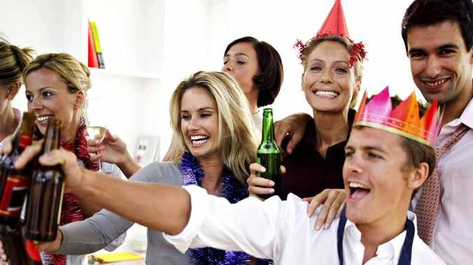 The Christmas work party should be fun, but is full of pitfalls.