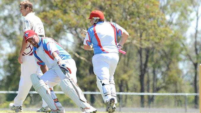 LOSING CAUSE: Matthew Fay's 37 was not enough to deliver Swifts a win against Central Districts on Saturday.