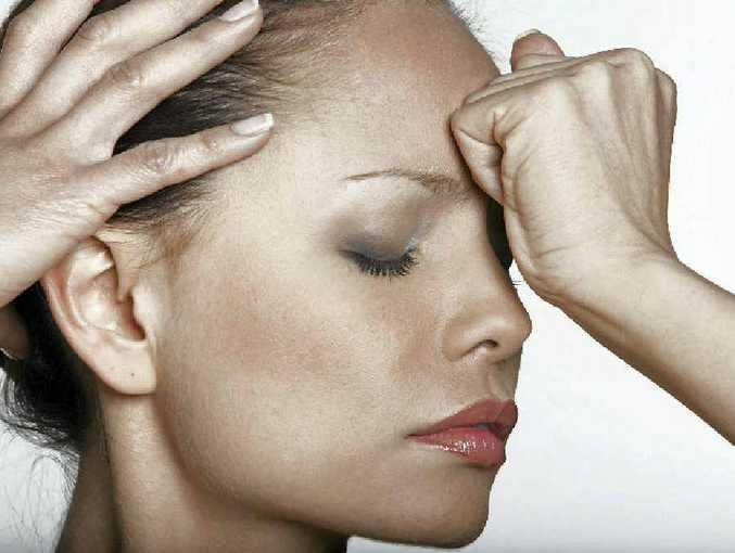 Migraines affect 18% of women in Australia.