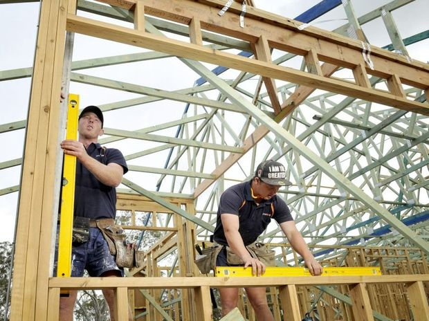 Tradies have their own networking group on the Coast.