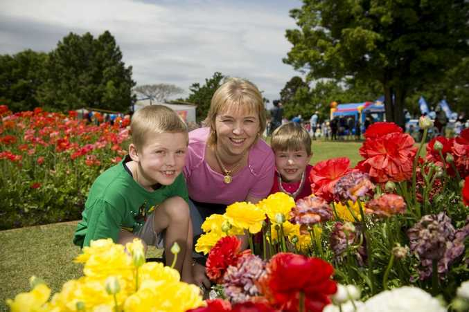 Toowoomba looks spectacular during the Carnival of Flowers. This year will be no exception.