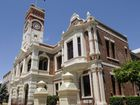 Toowoomba - Toowoomba Regional Council, City Hall, Ruthven Street. Photo: Bev Lacey / The Chronicle