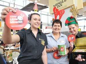Helpers spread joy of the season