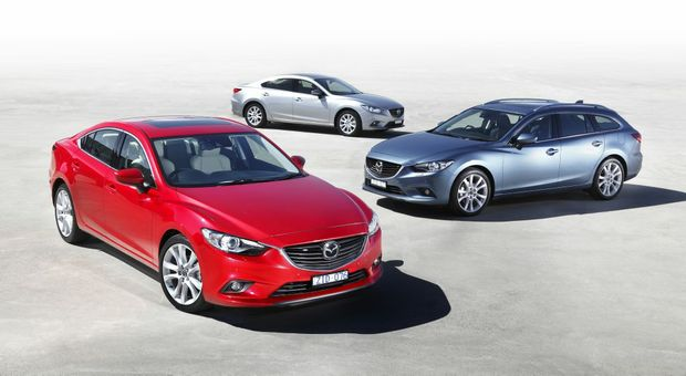 The new Mazda6 has hit showrooms this week.